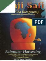 Maji Safi Rainwater Harvesting Manual Kiswahili English