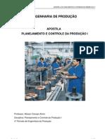 [Apostila] Planejamento e Controle da Produção I (Alisson Canaan Alvim)