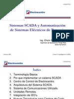 I CONCAPITEC - ELECTROCENTRO Sistemas SCADA y Automatización de SEPs