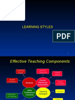 3 Learning Styles