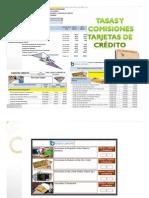 Tarjetas Crédito Banco Peravia y Banco Micro