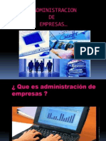 Administración    13