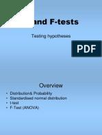 Ft-tests