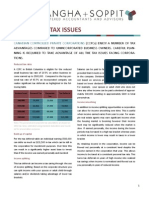 Corporate Tax Brochure - Sangha Soppit CA