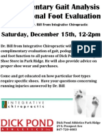 Join Dr. Bill this Saturday in Park Ridge