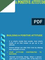 18 Building a Positive Attitude