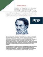Biografia de Eugenio Espejo
