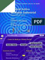 Active Noise Control PFC Presentacion