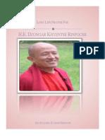 86921055 Long Life Prayer for Dzongsar Khyentse Rinpoche by Dudjom Rinpoche