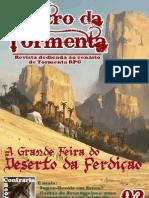 Dentro Da Tormenta 02 - Taverna Do Elfo e Do Arcanios
