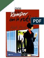 Adele Parks - Romper Con La Rutina
