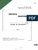 proyecto huantana