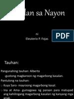(EDWARDS) Kasalan Sa Nayon