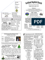 PBC Bulletin - December 9 2012