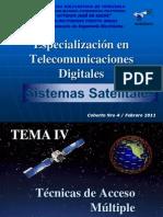 Tema 4 Tecnicas de Acceso Multiple Al Satelite 20112