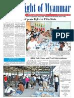 The New Light of Myanmar (11 Dec 2012)