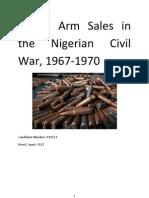 Biafra Dissertation