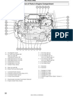 2004 Corolla Electrical Diagram -Part Locations