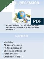 Essay On Recession  Recession  Financial Crisis Of  Recession