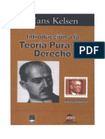 Introduccion a La Teoria Pura Del Derecho - Hans Kelsen
