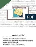 Unit Plan Writing Workshop Packet