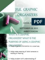 Gleeful Graphic Organizers- SS Fair