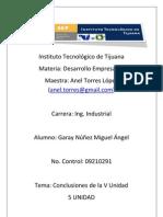 Instituto Tecnológico de Tijuana 5 unidad