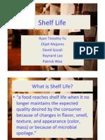 Chemistry Shelf Life