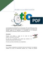 INVESTIGACION TIC APLICADO A LA EDUCACIÓN KAROLL ALEGRIA
