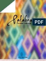 Palabras, Revista Literaria Nº6