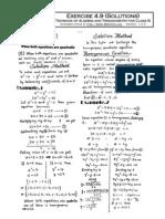 FSC Math EX_4.9
