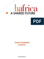 Indiafrica Young Visionary Guideline1