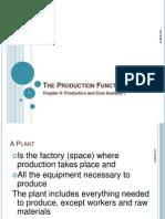 Prod Function