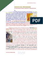 Manifiesto Ley De Juan