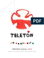 Memoria Teletón 2010