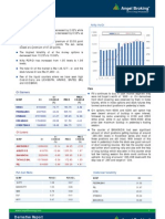 Derivatives Report 11 Dec 2012