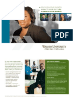 PhD Health Services Brochure