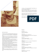 Convite Teresa Ferreira