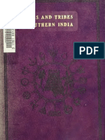 Castes & Tribes of Southern India - Volume 1 (Abhisheka-Burmese)