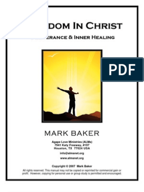 Deliverance & Inner Healing Manual | Sin | Jesus