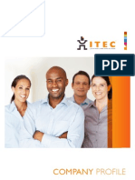 Itec Corporate Profile