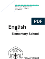 15893460 Rangkuman Materi Dan Kumpulan Soal Bahasa Inggris Kelas 4 6 SD