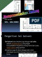 Presentasi Sel Galvani