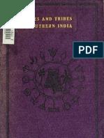 Castes & Tribes of Southern India - Volume 7 (Tabelu-Zonnala)