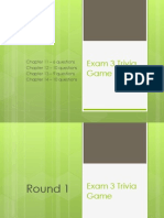 Exam Review for HR