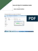 Informatica 9.1 Server & Client Installation Guide