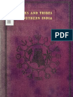 Castes & Tribes of Southern India - Volume 4 (Kori-Marakallu)