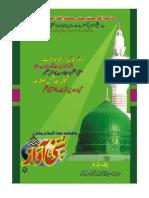 Monthly Sunni Awaz March-April 2012 [Mahnama Tarjaman-E-Ahle-Sunnat MaslakeAlaHazrat Magazine]