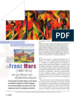 FRANZ MARC and the Expressionist horses