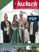 kukuk-Magazin, Ausgabe 02/2009
